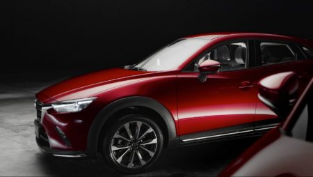 """Kameramann Produktfilm für den Mazda CX-3 """"Interior Craftsmanship"""""""