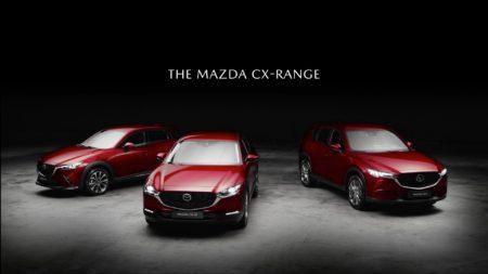 """Kameramann Werbung für die Mazda CX Range """"Crafted With Passion"""""""